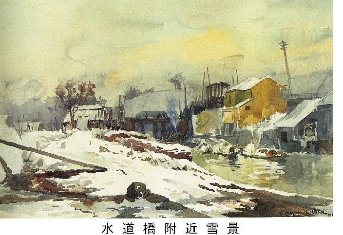 水道橋附近雪景.JPG